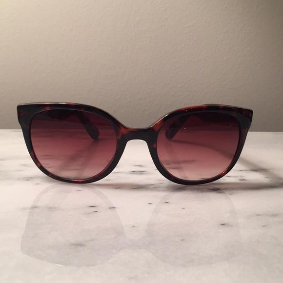 13238d9579 Adrienne Vittadini Tortoise Sunglasses